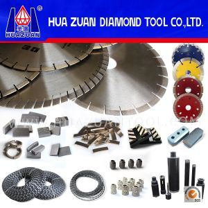 Various Diamond Tool for Cutting Grinding Polishing Drilling pictures & photos