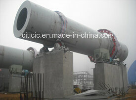 Rotary Dryer Certified by BV, SGS, ISO9001: 2008 pictures & photos