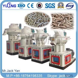 High Efficency Biomass Wood Sawdust Pellet Press pictures & photos