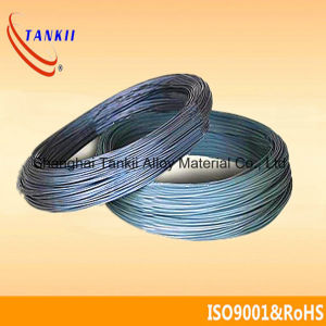 E type thermocouple wire 0.38mm bare wire used in making elements for chemical industry pictures & photos