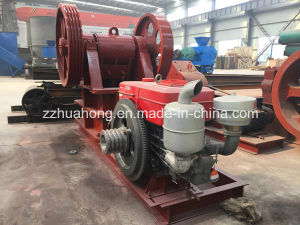 Diesel Engine 200*300 Jaw Crusher with Zs1110 Diesel Engine Plant pictures & photos