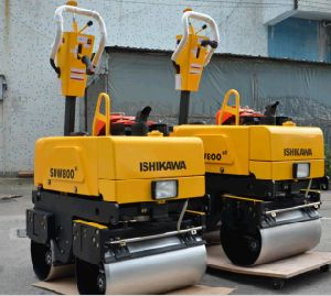 Diesel Engine Vibratory Road Roller pictures & photos