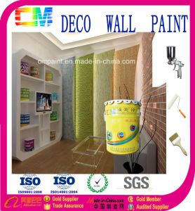 Deco Wall Design Architecture Elastic Napping Wall Paint