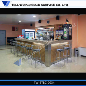 Large Commericial Furniture Club Bar Counter (TW-TRCT-018) pictures & photos
