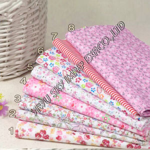75GSM Polyester Printed Fabric for Children′s Bedsheet (brushed fabric) pictures & photos