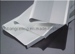 Aluminum Water Shape Suspended Ceiling