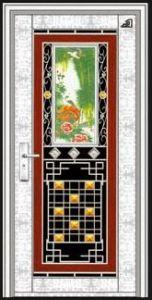 Stainless Steel Door with Glazing Trim in SUS304 (ES-8003) pictures & photos