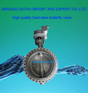 High Quality Cast Steel Ball Valve pictures & photos