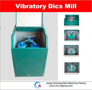 Vibratory Disc Mill for Mineral Lab Grinding pictures & photos