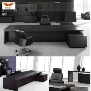 Fsc Forest Certified Office Furniture Executive Modern Director Office Table pictures & photos