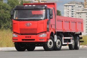 50ton Faw 8X4 370HP LHD&Rhd Dump Truck pictures & photos