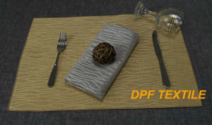 100%Polyester Hotel Table Mat (DPR6136) pictures & photos