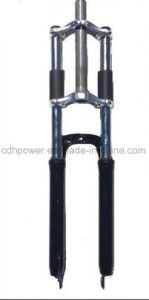 Bicycle Fork, Suspension Fork, Black Color Fork for 26 Inch Wheel pictures & photos