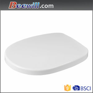 Duroplast Sanitary Toilet Cover with Soft Close Hinge pictures & photos