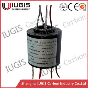 Srh3899-6p Emergency Lighting Use Through Bore Slip Ring pictures & photos