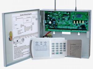 Wired Alarm System with 16 Wireless 16 Wired Zones pictures & photos