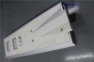 High Power 60W All-in-One Solar Powered LED Street Lighting with Galvanized Iron Frame pictures & photos
