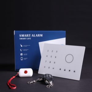 6 Languages Supported Security Burglar Alarm with Wireless Relay (ES-2002GSM) pictures & photos