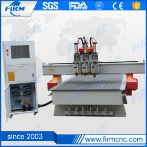 China Hot Sale FM1325 Cabinet Door Making Woodworking CNC Router pictures & photos