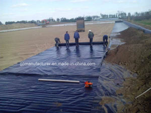 Fish Farm Pond Liner Liner 1.5mm Waterproofing LDPE Geomembrane pictures & photos