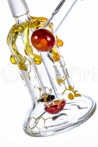 Honeybee Sidecar DAB Oil Rig for Concentrate Oil pictures & photos