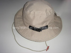 2018 Promotion Cotton Sports Fish Cap Hat/Bucket Hat/Sun Hat pictures & photos