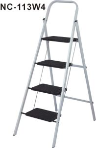 Steel Step Ladder Nc-113W4