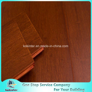 Sand Billy Strand Woven Heavy Bamboo Flooring Indoor-Click System pictures & photos