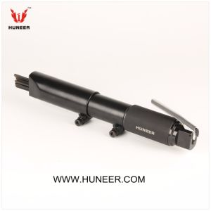 Straight Industrial Air Needle Scaler in Pneumatic Tools with 19PCS Needles (HN-F006) pictures & photos