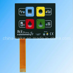 Membrane Switch with LED (KK) pictures & photos