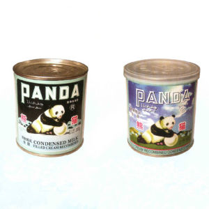 Canned Condensed Milk