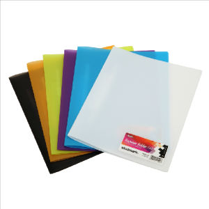Document Binder with Plastic Clip (NEW44) pictures & photos