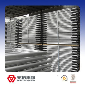 Steel Scaffolding Frame -Pre-Galvanized