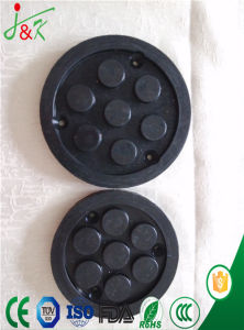 NR Rubber Pads for Car Lifting and Jacks pictures & photos