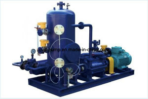High Vacuum Distilling Water Ring Pump for Explosive Gases pictures & photos