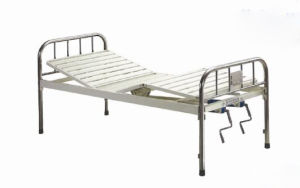 Economic Model, Fowler Healthcare Bed with Fixed Bed Legs (XH-E-2) pictures & photos