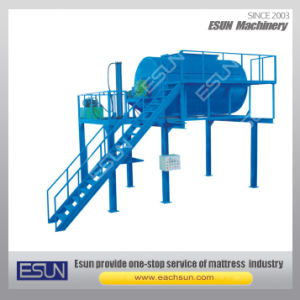 Re-Bonding PU Foam Machinery (EJB-10A) pictures & photos