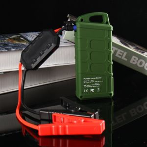 10000nah Power Booster Powerful Car Accu Jump Starter with USB Output pictures & photos