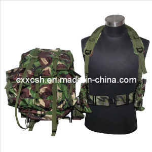 Military Woodland Camo Backpack (CXXCS-BAG-03) pictures & photos