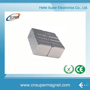 Manufacturer Wholesale Block Neodymium Magnet pictures & photos