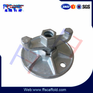 C45 Steel Forged Formwork Scaffolding Nut Wing Nut pictures & photos