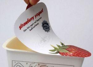 Yogurt Cups Aluminium Foil Lids