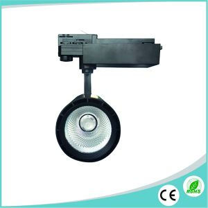 2/3/4-Wire 20W/30W/40W COB LED Track Light for Commercial Lighting pictures & photos
