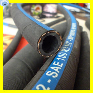 Fibre Rubber Hose Oil Fibre Hose SAE R6 Hose pictures & photos