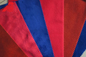 Faux Leather Suede Micro-Suede Fabric pictures & photos