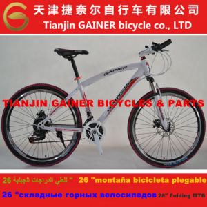 "Tianjin Gainer 26"" MTB Bicycle 21s pictures & photos"