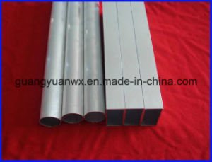 Anodized Aluminium Extrusion Tubes/Pipes for LED Light pictures & photos