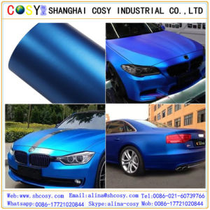 Bubble Free Velve PVC Body Sticker Car for Changing Color pictures & photos