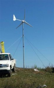 Wind Power Generator for Home Use pictures & photos