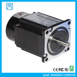 NEMA 23 0.9nm Hybrid Stepping Servo Motor 57j1854ec-1000 pictures & photos